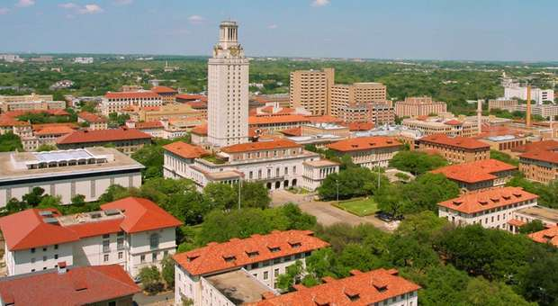 Formação em computação avançada na Universidade do Texas