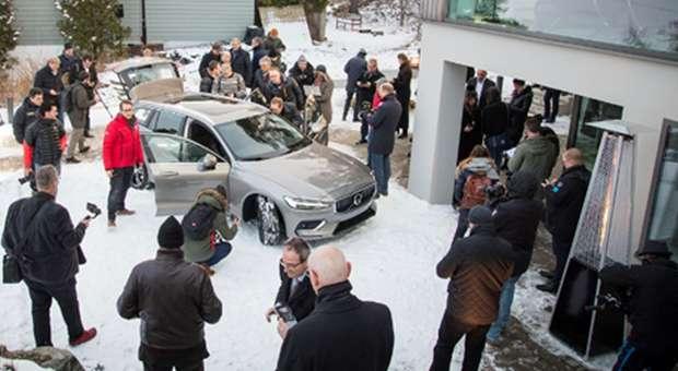 Volvo deixa de se apresentar eventos tradicionais da indústria