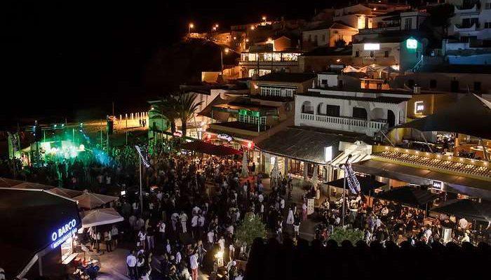 Festival Sons do Atlântico no Carvoeiro em Lagoa