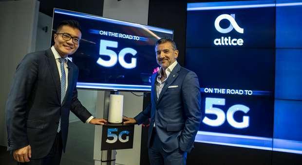 Altice Portugal avança com 5G na rede pré-comercial