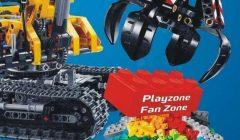 Luna Hotels patrocina a cidade em peças Lego®