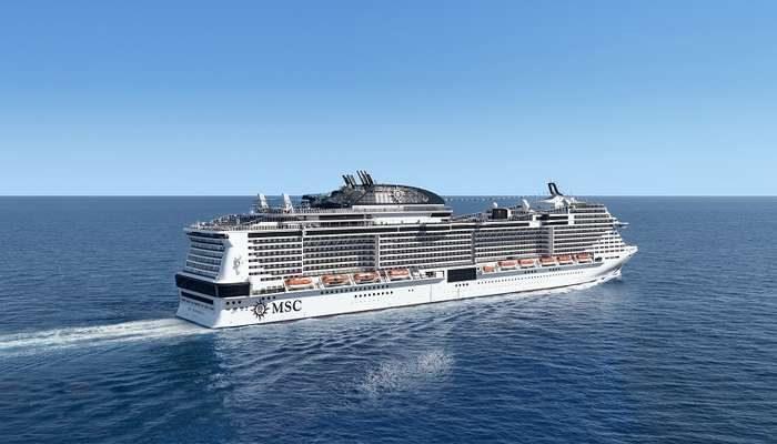 A MSC Cruzeiros anuncia novidades e novo navios
