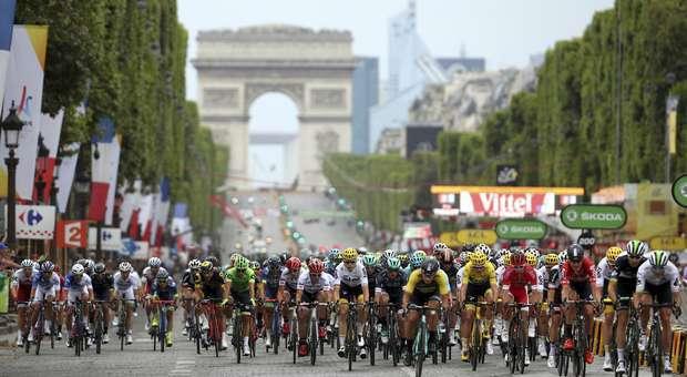 Volta à França 2018 em direto no Eurosport