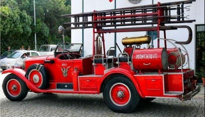 MAI saúda Bombeiros que combateram o fogo em Monchique