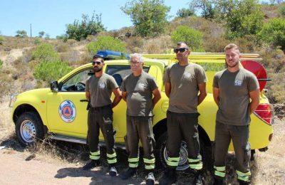 Castro Marim investe na Defesa da Floresta contra Incêndios