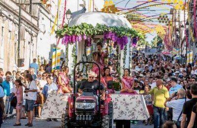 A Festa das Vindimas em Palmela celebram a vinha e o vinho