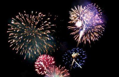 Proibidos os fogos de artificio nas Festas Populares