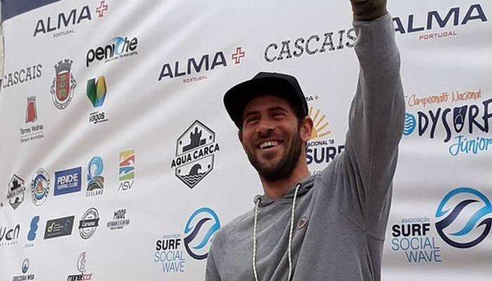Miguel Rocha sagra-se Tricampeão de Bodysurf