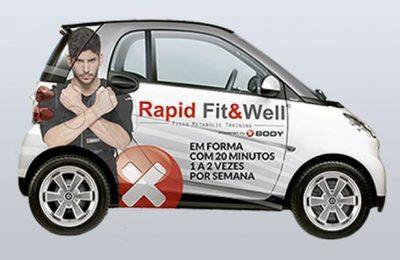 A Rapid Fit&Well anuncia aberturas em Corroios e Coimbra
