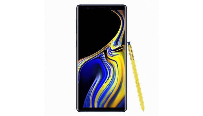 Ecrã do Samsung Galaxy Note9 distinguido pela DisplayMate
