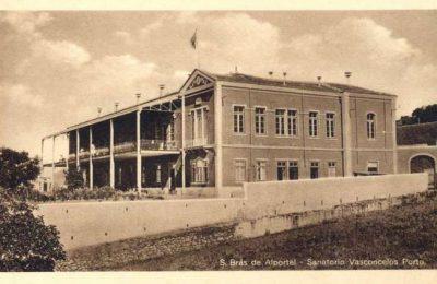 O Sanatório Carlos Vasconcelos Porto 100 anos depois