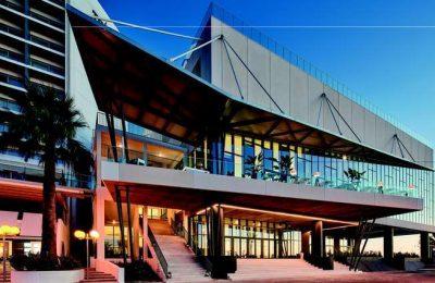 Novo Centro de Congressos na Marina de Vilamoura