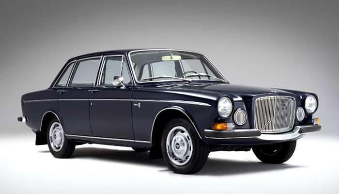 A Volvo comemora o 50º Aniversário do icónico 164