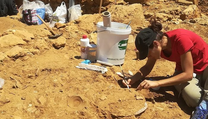 Nova campanha arqueológica no Monte Molião em Lagos