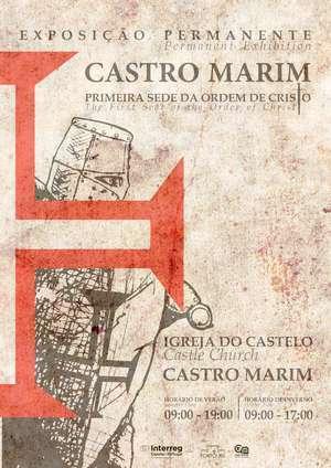 Exposição - Castro Marim Primeira Sede da Ordem de Cristo