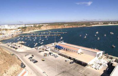 Concurso para melhoria do Porto da Baleeira em Sagres