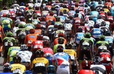 CICLISMO: Giro dell'Emilia e Paris - Tours no Eurosport