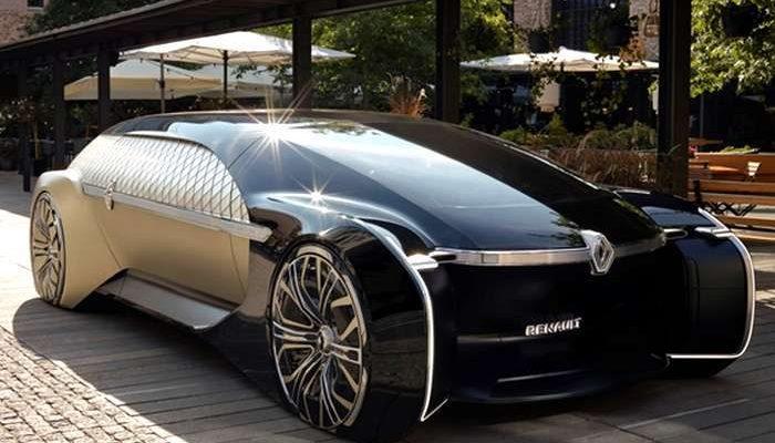 Renault EZ-ULTIMO o robô-veículo de mobilidade