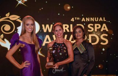 Serenity SPA do Pine Cliffs premiado nos World Spa Awards