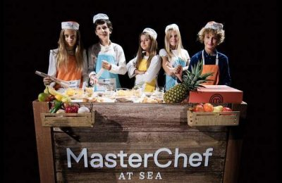 A MSC Cruzeiros anuncia o novo MasterChef Juniors at Sea