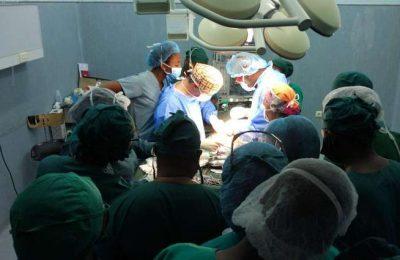 Primeira cirurgia ambulatória realizada em Moçambique