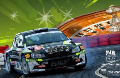 Rallye Casinos do Algarve a 16 e 17 de Novembro