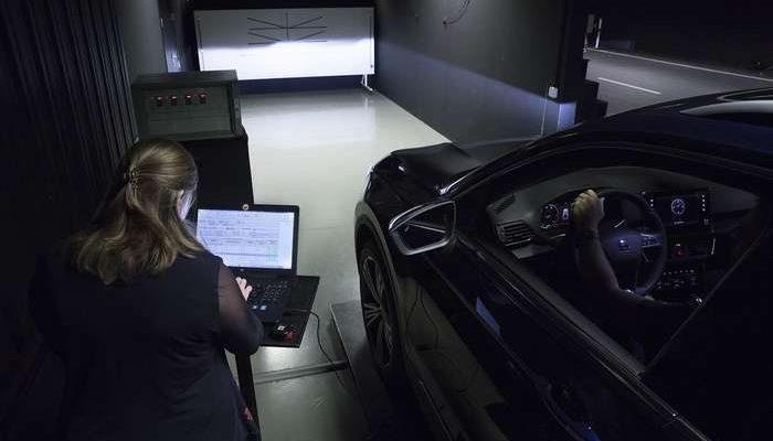 300 LEDS garantem conforto e segurança ao volante
