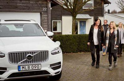 A Volvo lidera em Estudo sobre Condução Autónoma