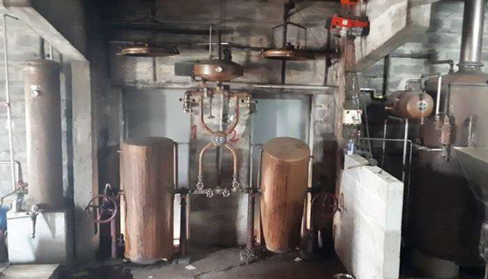 GNR desmantela destilaria clandestina em Baião