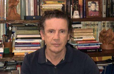"""Apresentação do Livro """"EM NOME D´EL REY"""" de Luis Barriga"""
