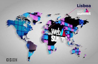 Web Summit gerou milhares de notícias sobre Lisboa