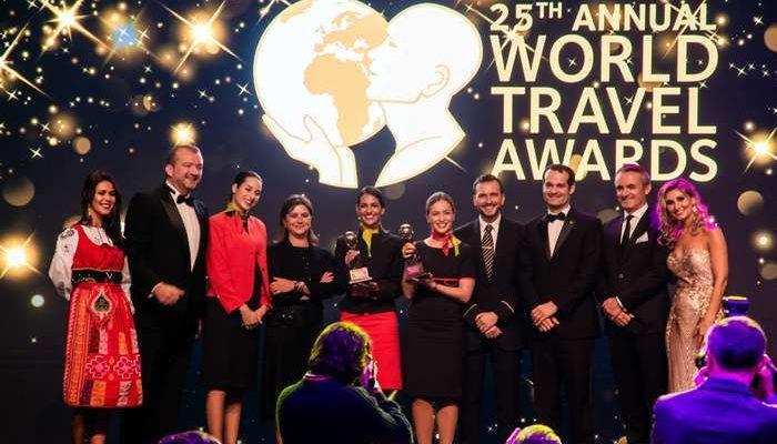 A TAP voltou a ser distinguida nos World Travel Awards