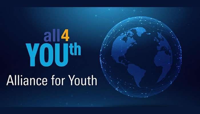 Aliança para a Juventude pretende impactar milhões de jovens