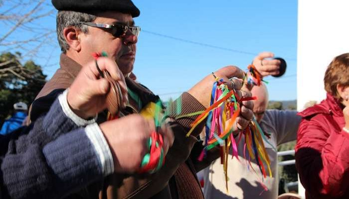 As Charolas percorrem o concelho de São Brás de Alportel