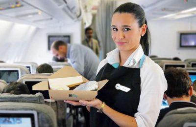 Voos livres de plástico da Hi Fly evitaram 1500 Kg de resíduos