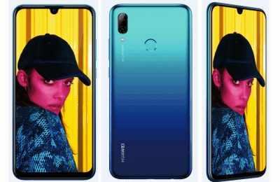 Huawei P smart 2019 com ecrã maior e AI Dual câmara