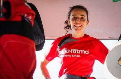Elisabete Jacinto lidera nos camiões do Africa Eco Race