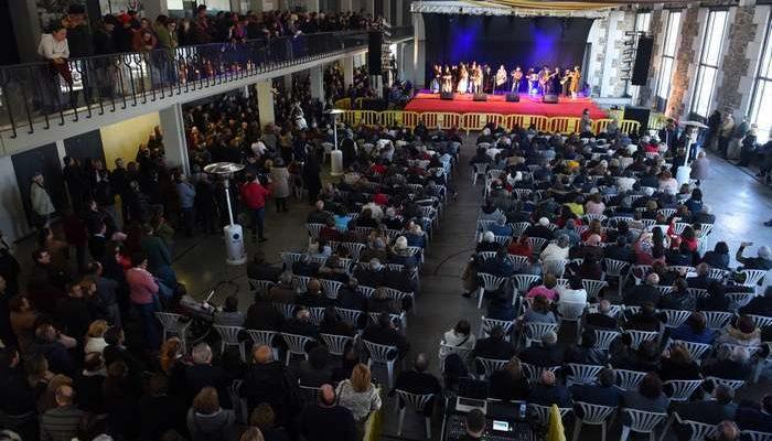 Espetáculo de Cantadores de Reis em Felgueiras