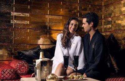 Luxuosas Suites privadas e exclusivas para o São Valentim