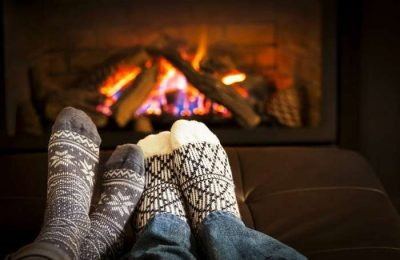 Como manter a temperatura ideal das casas no inverno