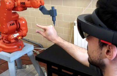 Ferramenta da FCTUC integra Realidade Virtual na robótica