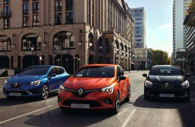Novo Renault Clio vai ser apresentado no Salão de Genebra