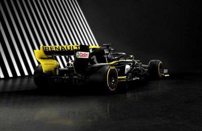 Renault F1 Team aposta na evolução com o R.S.19 para 2019