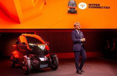 SEAT Minimó a novidade no MWC de Barcelona