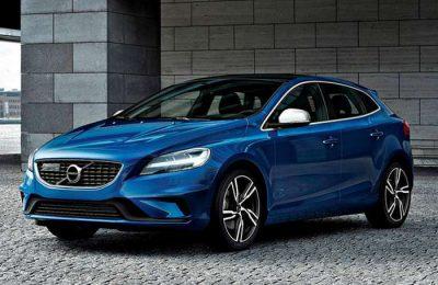V 40 da Volvo ultrapassou 600.000 unidades vendidas