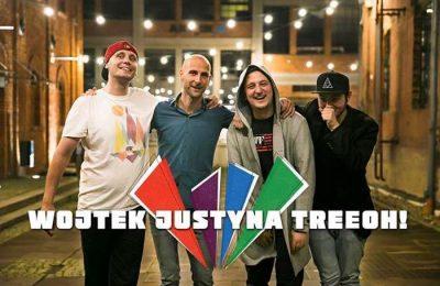 Wojtek Justyna TreeOh! no Cantaloupe Café em Olhão