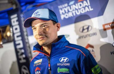 Bruno Magalhães vai tentar repetir vitória no Azores Rallye