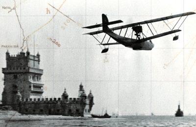 Centenário do Centro de Aviação Marítima dos Açores