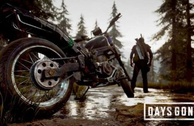 Days Gone para a PlayStation®4 terá Modo Fotografia