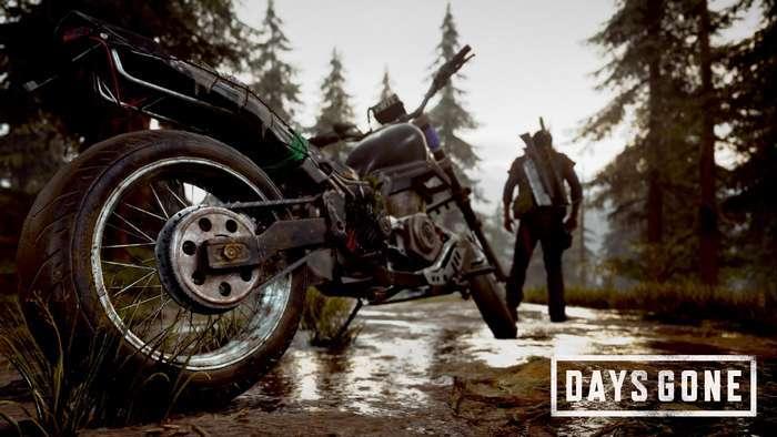 Days Gone para a PlayStation®4 terá Modo Fotografia